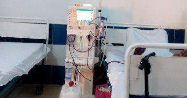 130 سريرا و5 ماكينات للغسيل الكلوى بتكلفة مليونى جنيه لتطوير مستشفى حميات دمياط