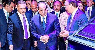 رئيس  المصرية للاتصالات : سنصل لـ 2 مليون عميل خلال شهر  -