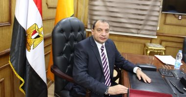 رئيس جامعة بنى سويف: لا مكان للمقصرين والمهملين بالجامعة