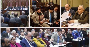 """طوارى بلجان البرلمان للانتهاء من """"التأمين الصحى"""" و""""الإجراءات الجنائية"""""""
