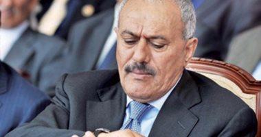 بالصور. ساعات يد  على عبدالله صالح  الملازمة له حتى مقتله 201712040720422042.j