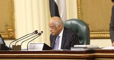 رئيس البرلمان يوجه التحية للأزهر والكنيسة على موقفهما الوطنى من القدس