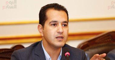 """محمد الدسوقى رشدى : """"أسامة هيكل رجل يفتقد الرؤية .. فشل يجر فشل"""""""
