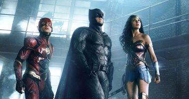 569 مليون دولار إيرادات فيلم الأكشن والخيال العلمى Justice League
