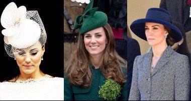طريقة الأميرات.. 5 موديلات للشابوه ممكن تلبسيها فى2018 من دولاب كيت ميدلتون