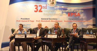 صور.. انطلاق مؤتمر الجمعية المصرية لجراحة الأطفال حول أحدث العمليات