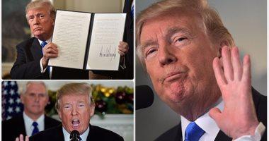 من بلفور إلى ترامب.. الرئيس الأمريكى يسلم إسرائيل مفاتيح القدس