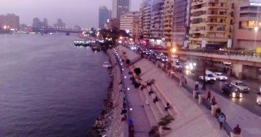 محافظة القاهرة: تطوير كورنيش النيل بدءًا من المعادى بطول 5 كيلومترات
