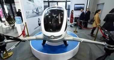 صور.. إطلاق أول طائرة بدون طيار للركاب فى العالم لحل أزمة النقل