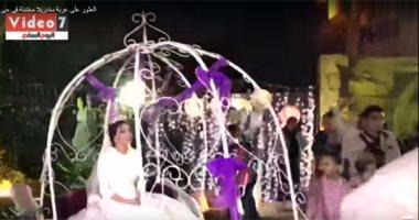 فيديو.. العثور على عربة سندريلا مختبئة فى حى الهرم