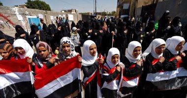 تجدد الاحتجاجات الشعبية ضد الحوثيين فى العاصمة اليمنية صنعاء