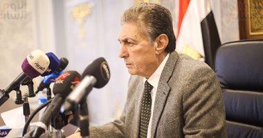 سعد الجمال من البرلمان: الإدارة الأمريكية تستهين بردود أفعال الأمة العربية  (صور)
