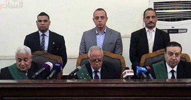 """ننشر أسماء الـ 17 متهما الصادر بحقهم حكما بالمؤبد فى قضية """"أجناد مصر"""" (صور)"""