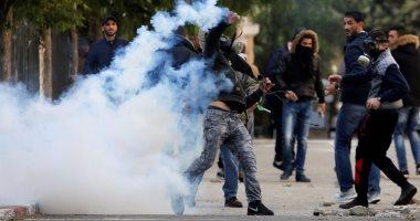 إصابة أكثر من 100 فلسطينى فى يوم الغضب بالأراضى المحتلة