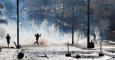 إصابة 25 فلسطينيا فى مواجهات مع قوات الاحتلال فى الأراضى المحتلة