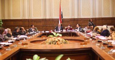 لجنة التضامن بالبرلمان تعيد مناقشة مادتى إعفاءات ومساعدات ذوى الإعاقة (صور)