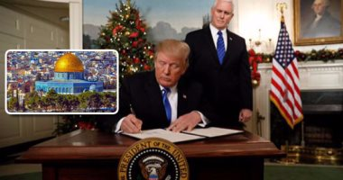 الاتحاد الأوروبي يعرب عن قلقه حيال إعلان ترامب بشأن القدس عاصمة لإسرائيل