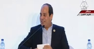 """تعرف على أهم 7 تصريحات للرئيس السيسي فى مؤتمر """"الكوميسا"""" بشرم الشيخ"""