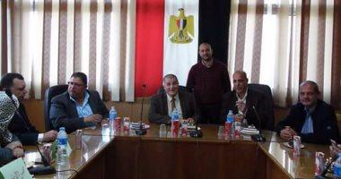 مجلس أمناء دمياط الجديدة يكرم رئيس مدينة السادات