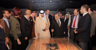 صور.. الأمير سلطان بن سلمان رئيس هيئة السياحة السعودية يزور مكتبة الإسكندرية