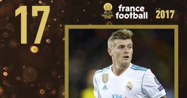 الكرة الذهبية.. نجمان من ريال مدريد فى القائمة الثالثة