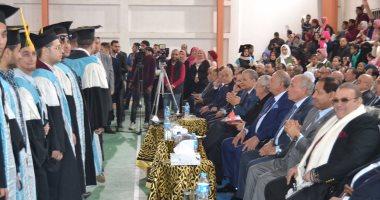 محافظ الغربية يشهد مهرجان الخريجين بمعهد الحاسبات فى طنطا
