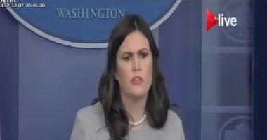 البيت الأبيض: الكونجرس صدق على قرار نقل سفارة أمريكا للقدس منذ 6 أشهر