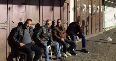 صور.. إضراب شامل فى الأراضى الفلسطينية احتجاجا على قرار ترامب تجاه القدس