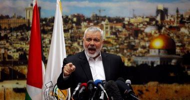 صور.. هنية يعلن النفير العام ويدعو إلى انتفاضة فلسطينية فى وجه الاحتلال