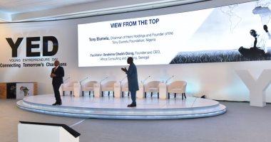 بن وايت: ريادة الأعمال هى قاطرة الاستثمار فى أفريقيا