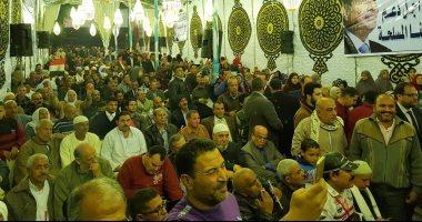 النائب محمد الكورانى: السيسى حقق الأمن وقضى على انقطاع الكهرباء وطابور العيش