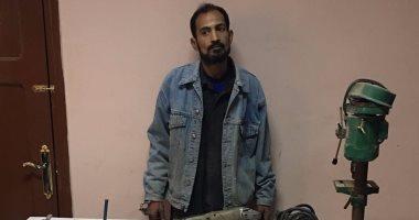 تجديد حبس صاحب ورشة بتهمة تصنيع الأسلحة النارية بالسويس