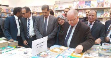 وزير الثقافة يفتتح معرض أسيوط للكتاب