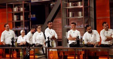 فوز سيرج جازاريان من لبنان فى التحدى الأول بالحلقة الثامنة من Top Chef