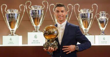 7 نجوم من ريال مدريد مرشحون للفوز بالكرة الذهبية.. أبرزهم رونالدو
