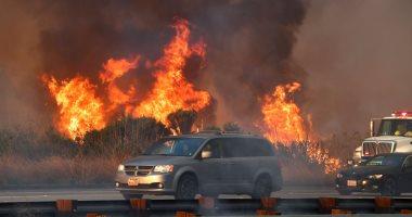 أمريكا تفشل فى إخماد حرائق كاليفورنيا والنيران تبتلع منازل السكان