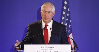 وزير الخارجية الأمريكى: نتعاون مع السعودية بشأن استقرار المنطقة