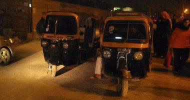 قارئ يشكو انتشار الباعة الجائلين والتوكتوك فى شارع العريش بالهرم