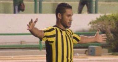 فيديو.. أحمد على يحرز الهدف الثاني للمقاولون أمام سموحة