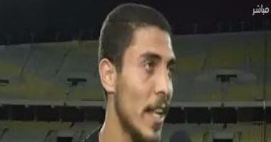 محمود جاد يحرس مرمى إنبى أمام بيراميدز.. ومحمد شريف أساسيًا