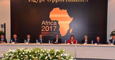 5 توصيات فى ختام مؤتمر إفريقيا 2017 بشرم الشيخ تحت رعاية السيسي -