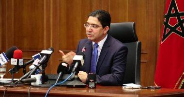 وزير الخارجية المغربى يؤيد الحوار بشأن عودة سوريا إلى الجامعة العربية