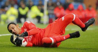 نافاس يحدد شرطين للرحيل عن ريال مدريد بعد العودة من الغردقة