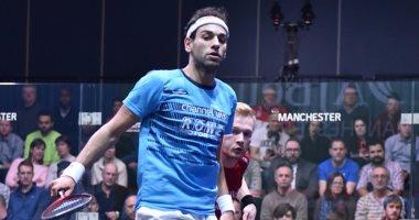 محمد الشوربجى يهزم مارش ويتأهل لدور الثمانية من بطولة علام الدولية