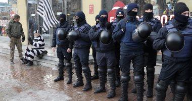 الشرطة الأوكرانية تؤكد اعتقال الرئيس الجورجى السابق