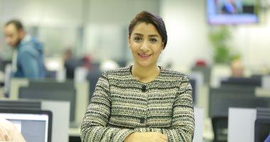 تعرف على تفاصيل حياة محمد صلاح فى نشرة اليوم السابع مع دينا عبد العليم