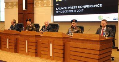 صور..القوات المسلحة تعلن تنظيم معرض الصناعات العسكرية ديسمبر المقبل