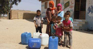 أهالى قرية تانيس صان الحجر شرقية يعانون من انقطاع المياه منذ 3 شهور