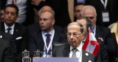 الرئيس اللبنانى: خطة شاملة لمكافحة الفساد وإجراء الإصلاح الإدارى والوظيفى