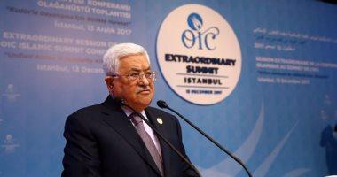 الرئيس الفلسطينى: محاولة اغتيال رامى الحمد الله تستهدف إفشال المصالحة